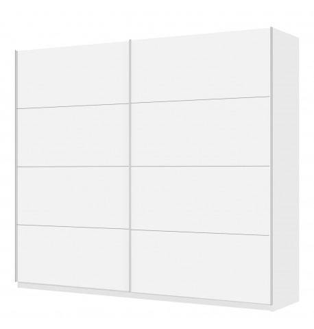Szafa 270x236  Biała+ Wyposażenie