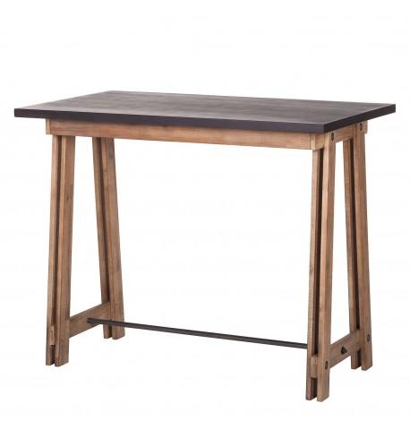 Stół Barowy 120x70  Akacja