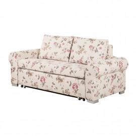 Sofa Pow.Spania 140x200 Kwiatki