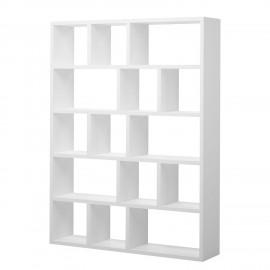 Regał Biały 150x198 cm