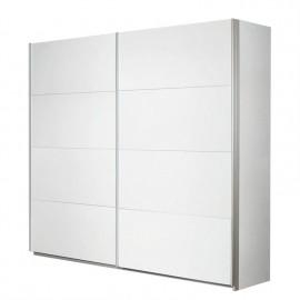 Szafa 225x210 cm Biała WYPRZEDAŻ