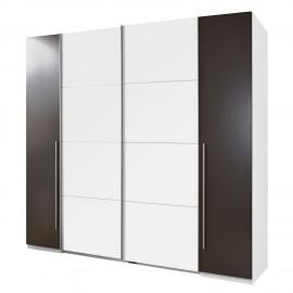 Szafa 315x225 Biały + Szary