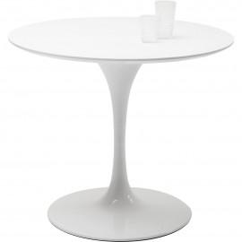 Stół Biały Śr.90 cm