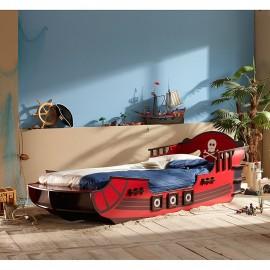 Łóżko Dziecięce Statek pirata