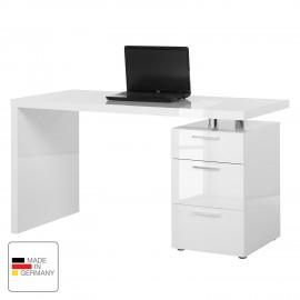 Biurko Biały Połysk 140x65