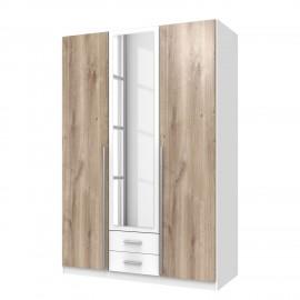 Szafa 3 Drzwi 135 cm