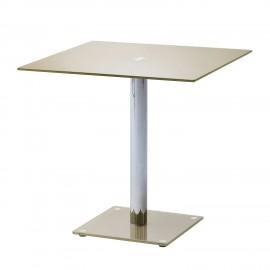 Stół 80x80 Szkło