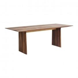 Stół 210x90 Drewno Orzech