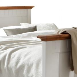 Łóżko Białe 180x200
