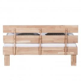 Łóżko 180x200 Drewno Buk