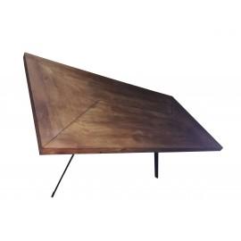 Stół 200x100 Akacja + Metal