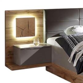 Łóżko 180x200 + Szafki Nocne