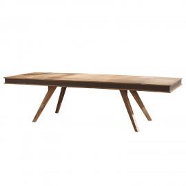 Stół Rozkładany 200-290x100 Palisander Shan