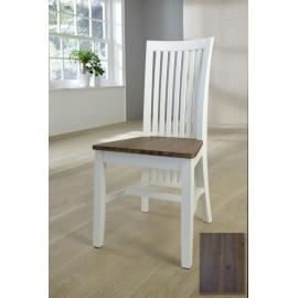 Krzesła Drewno Akacja 8szt