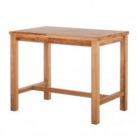 Stół Barowy 120x80 Drewno Buk