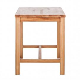 Stół Barowy 120x80 Dąb