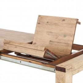 Stół 190-240 Drewno Akacja