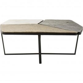 Stolik kawowy 103x102 Stal+Aluminium