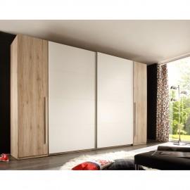 Szafa 315x226 Dąb Sanremo+ Biały