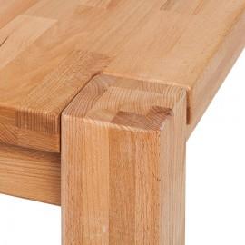 Stół 120x80 Drewno Buk