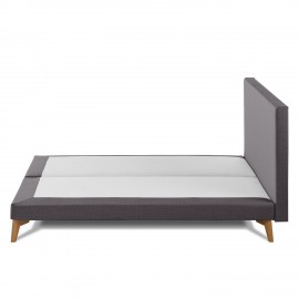 Łóżko Tapicerowane 140x200 Kompletne
