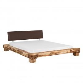 Łóżko 180x200 Drewno Akacja