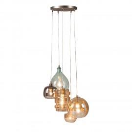 Lampa 5 kloszy
