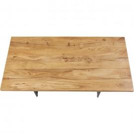 Stół Industrialny 180x90 Akacja