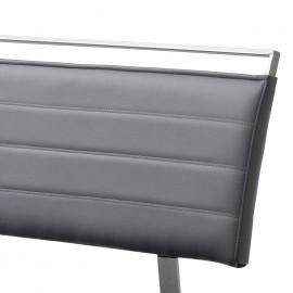 Ławka Czarna 175 cm