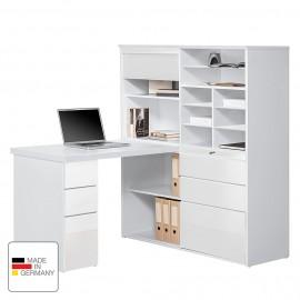 Biurko Biały Połysk