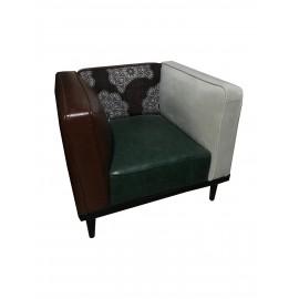Fotel Patchwork Kare Design