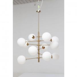 Lampa 12 kloszy