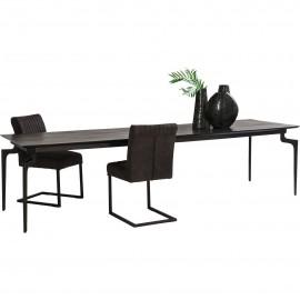 Stół Industrialny 200x90 Dąb