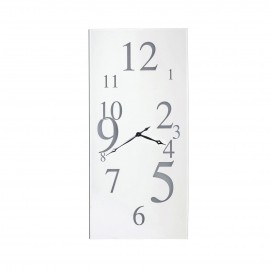 Zegar Ścienny Lustro 160cm