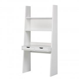 Biurko Białe+Zabudowa