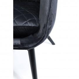 Fotele Retro Niebieski