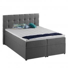 Łóżko Kontynentalne 140x200 + Skrzynie
