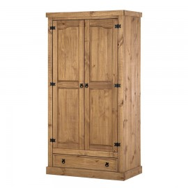 Szafa Sosna 102 cm 2 Drzwi