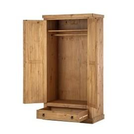 Szafa Sosna 151 cm 3 Drzwi