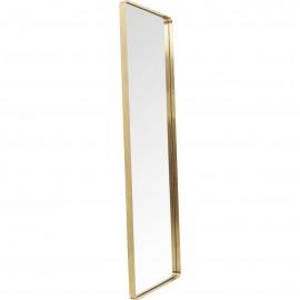 Lustro 200x70 Złote
