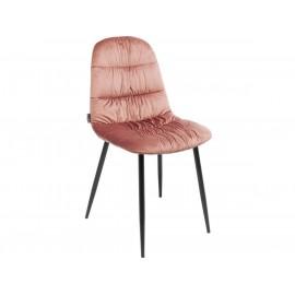 Krzesła Zestaw 3 szt Aksamit