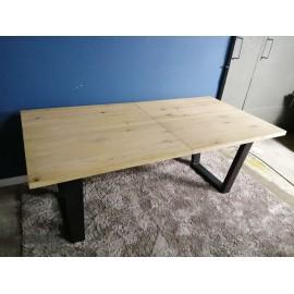 Stół 200-250x100 Fornir Dąb