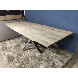 Stół Rozkładany Masywny 180-240x90
