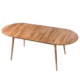 Stół Bukowy 160-200x90