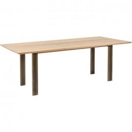 Stół 220x100 Drewno Dąb