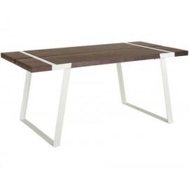 Stół 180x90 Drewno Mango + Stal