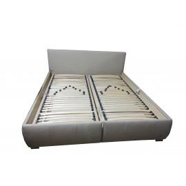 Łóżko  Tapicerowane 180x200 + Skrzynia + Stelaże