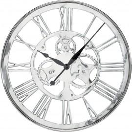 Zegar Ścienny Koła Zębate Śr.60cm