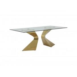 Stół Gold 200x100 Wyprzedaż