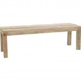 Ławka Drewno Mango 140x40